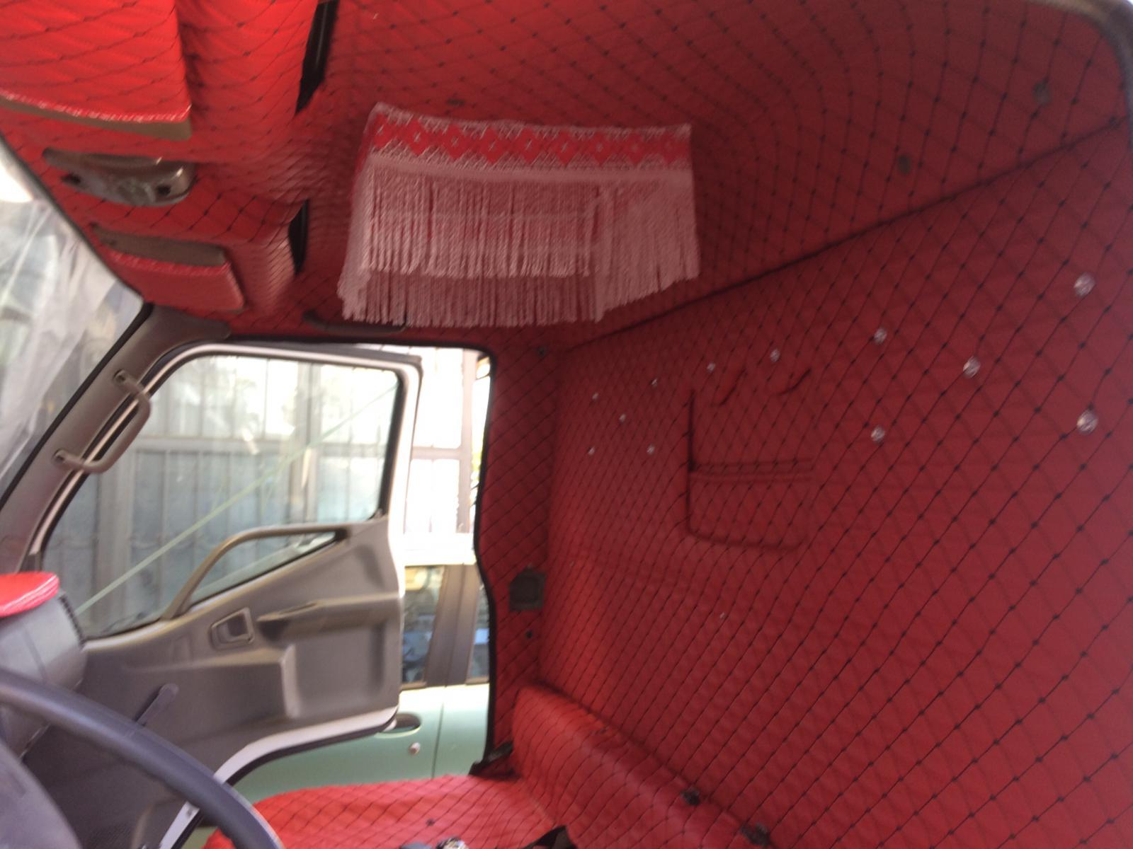 Mitsubishi kamyonet tavan, taban, döşeme yapımı