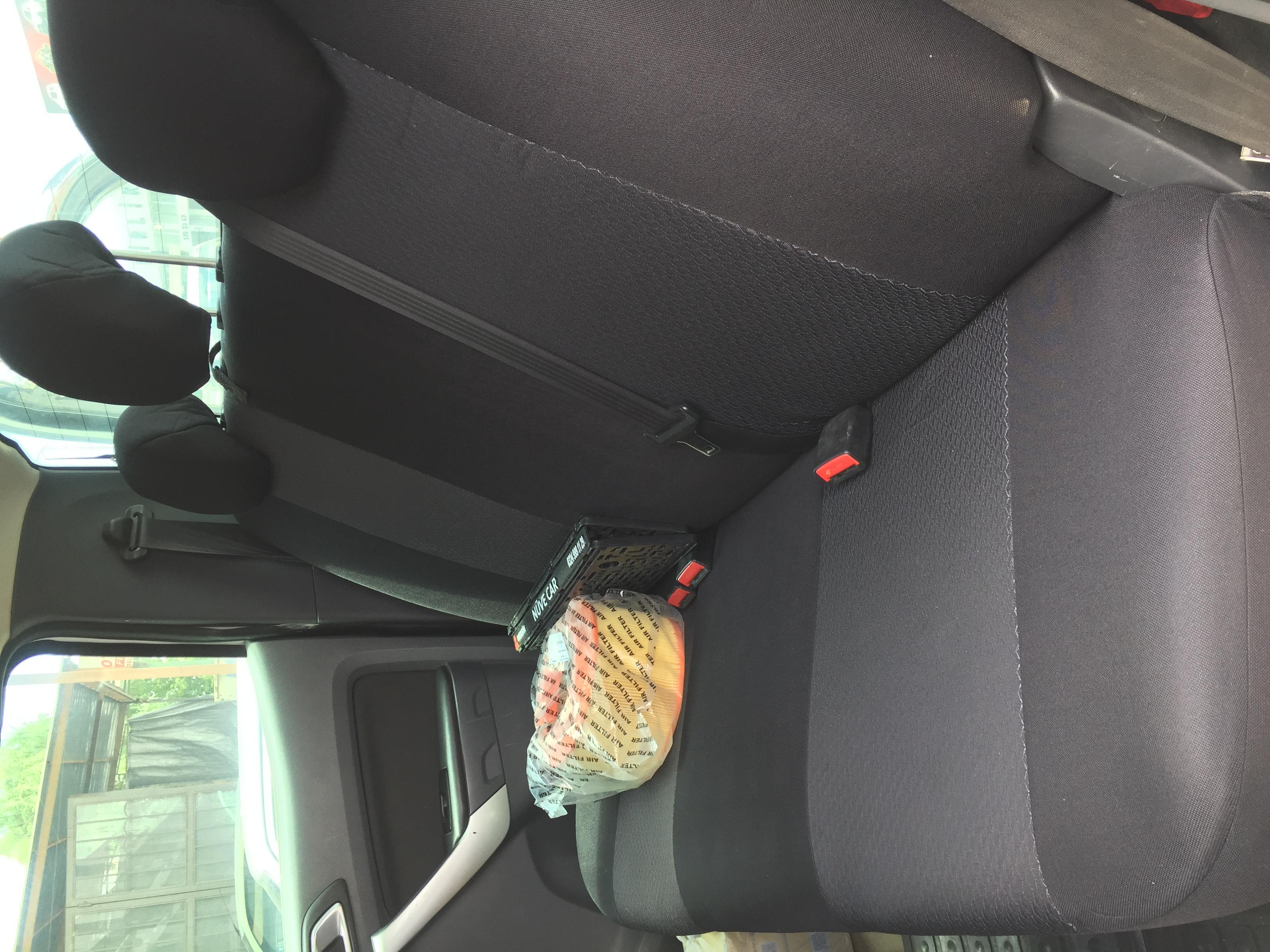 Ford ranger koltuk kılıfı