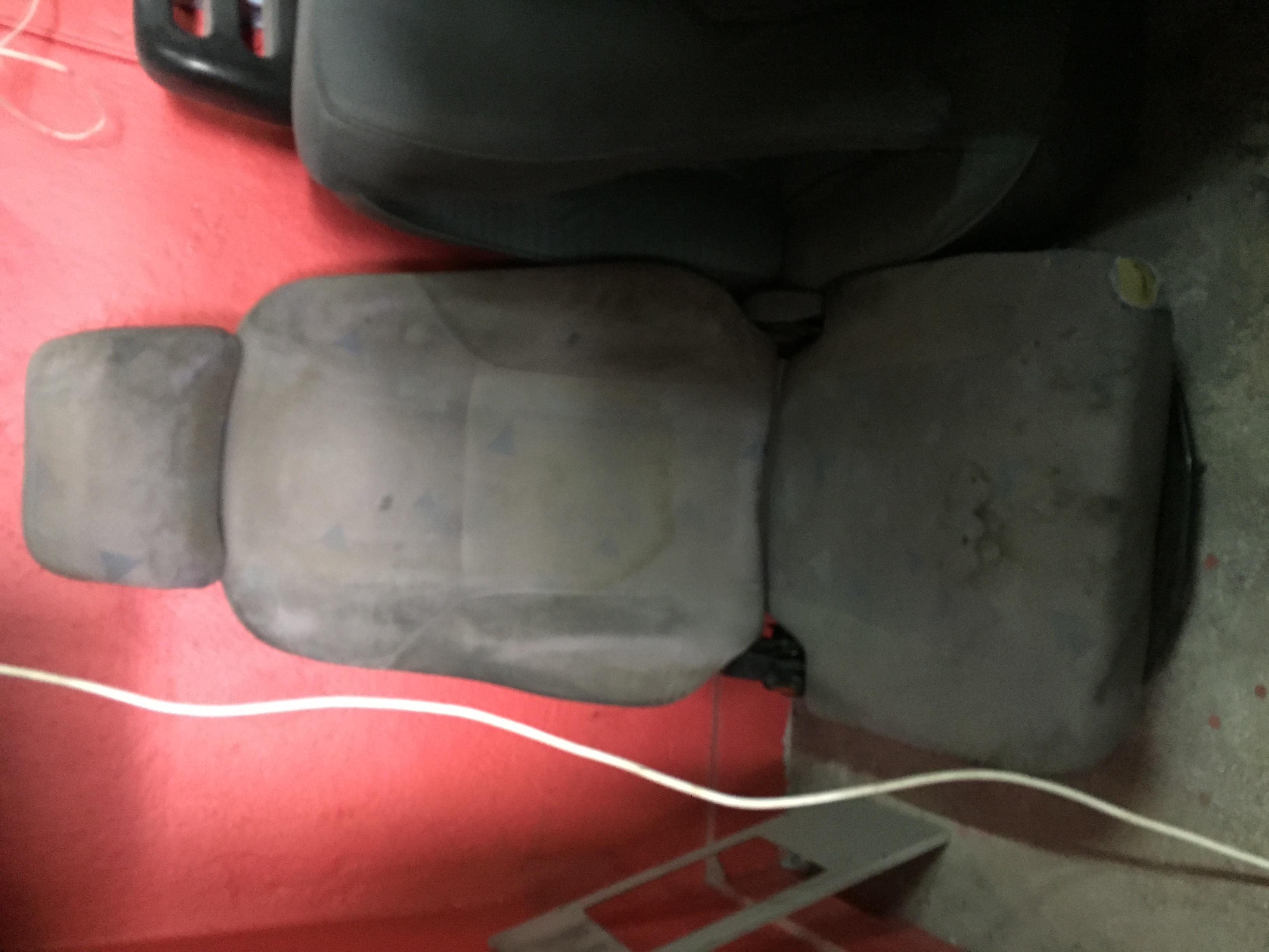 Ford cargo koltuk