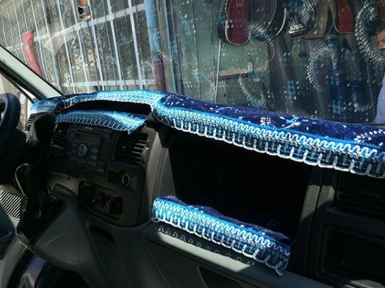 Ford Transit komple yapımı