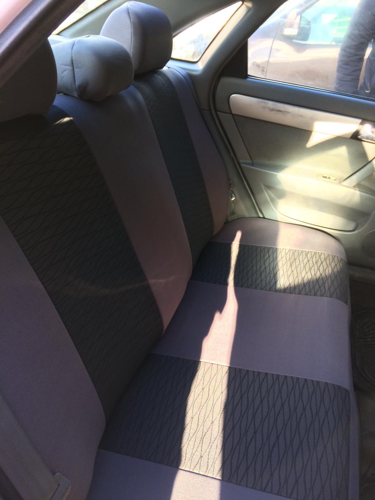Mazda koltuk kılıfı