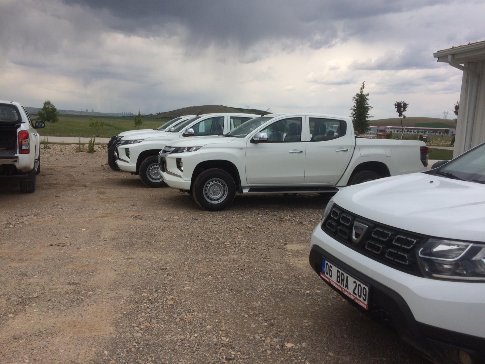 Mitsubishi pickup taban döşemesi