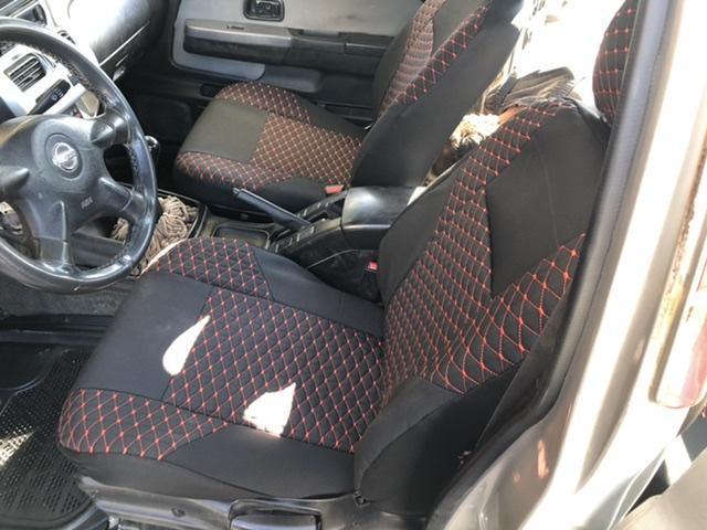 Nissan koltuk kılıfı