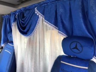 Mercedes kamyon kılıfı