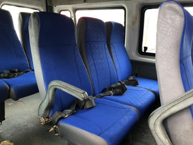 12+1 transit koltuk kılıfı