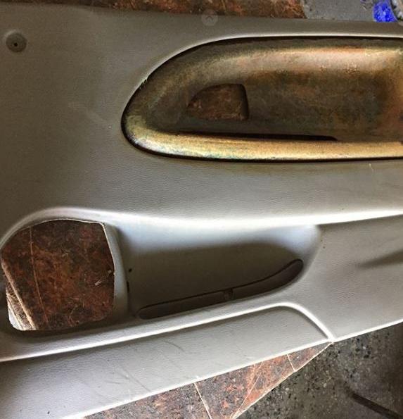 Volvo kapı döşemesi yapımı