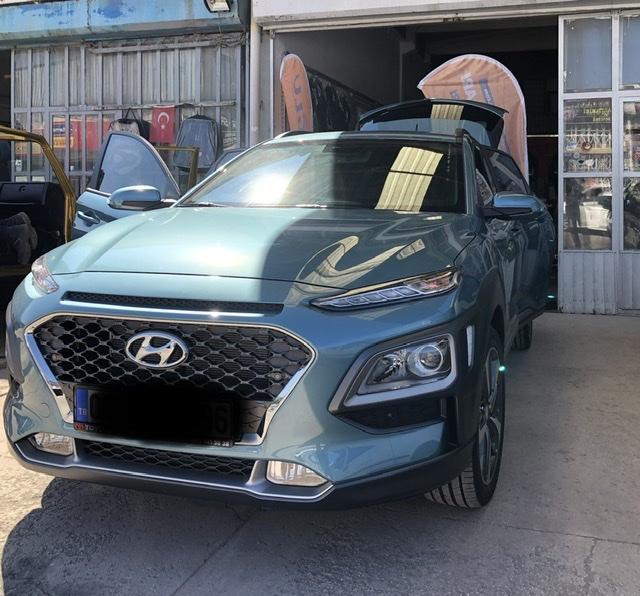 Hyundai kona taban döşemesi