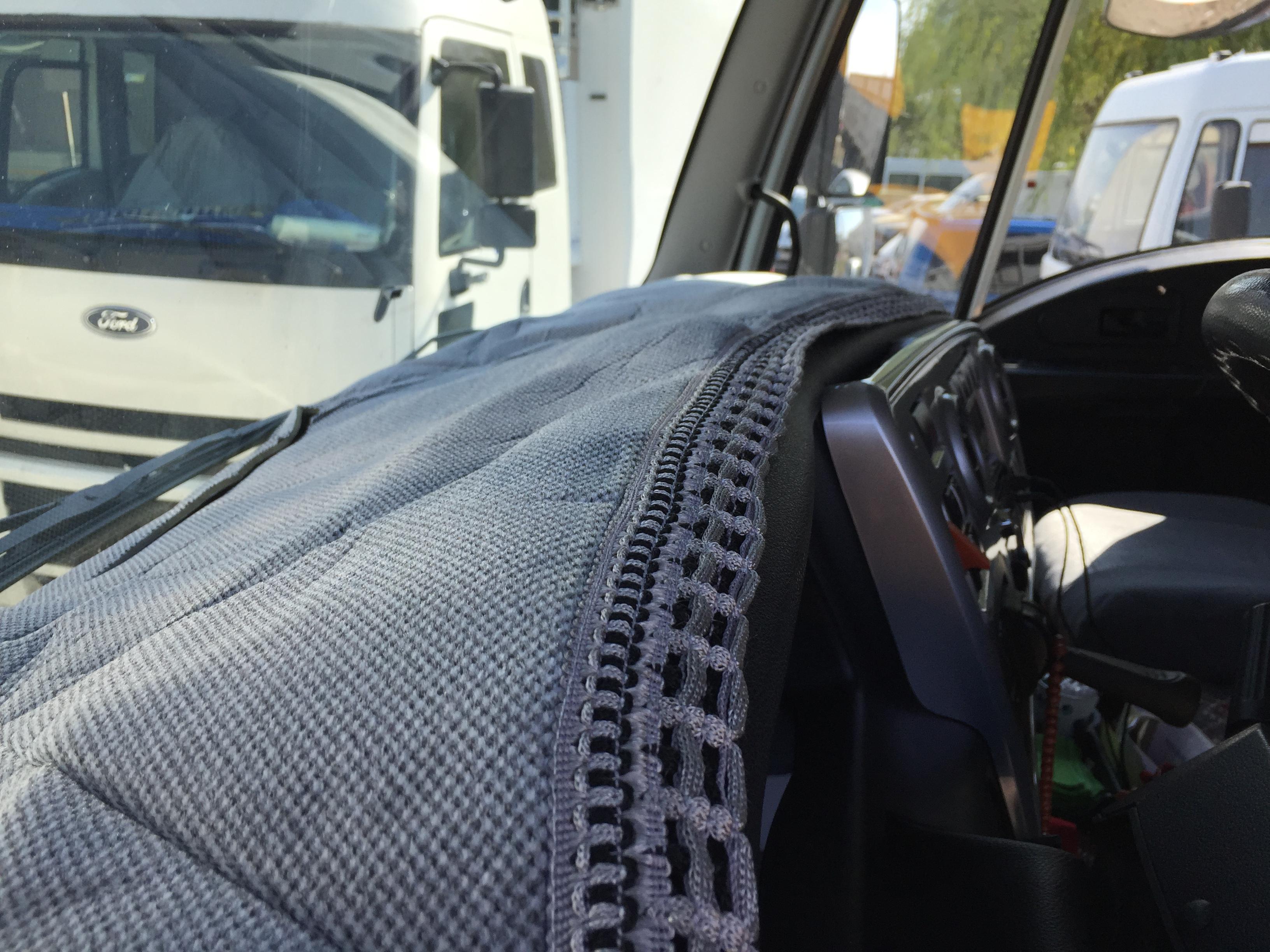 Ford cargo gri kılıf