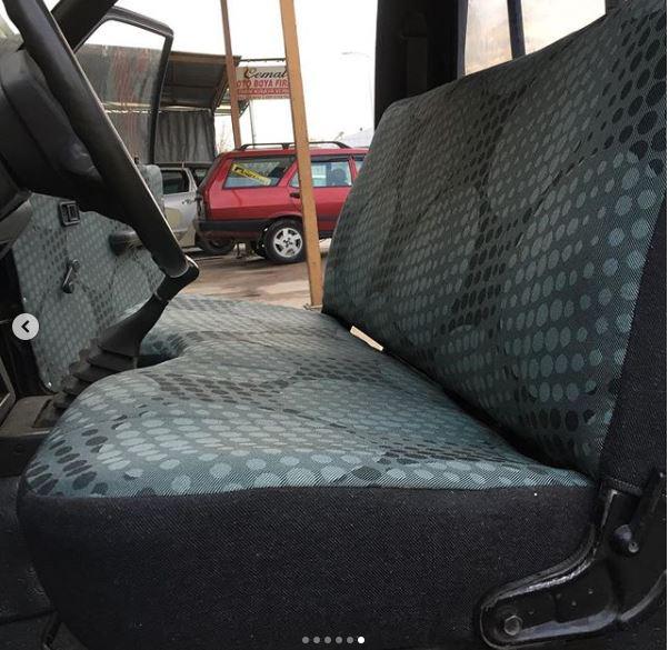 Mazda döşeme,tavan,kapı yapımı