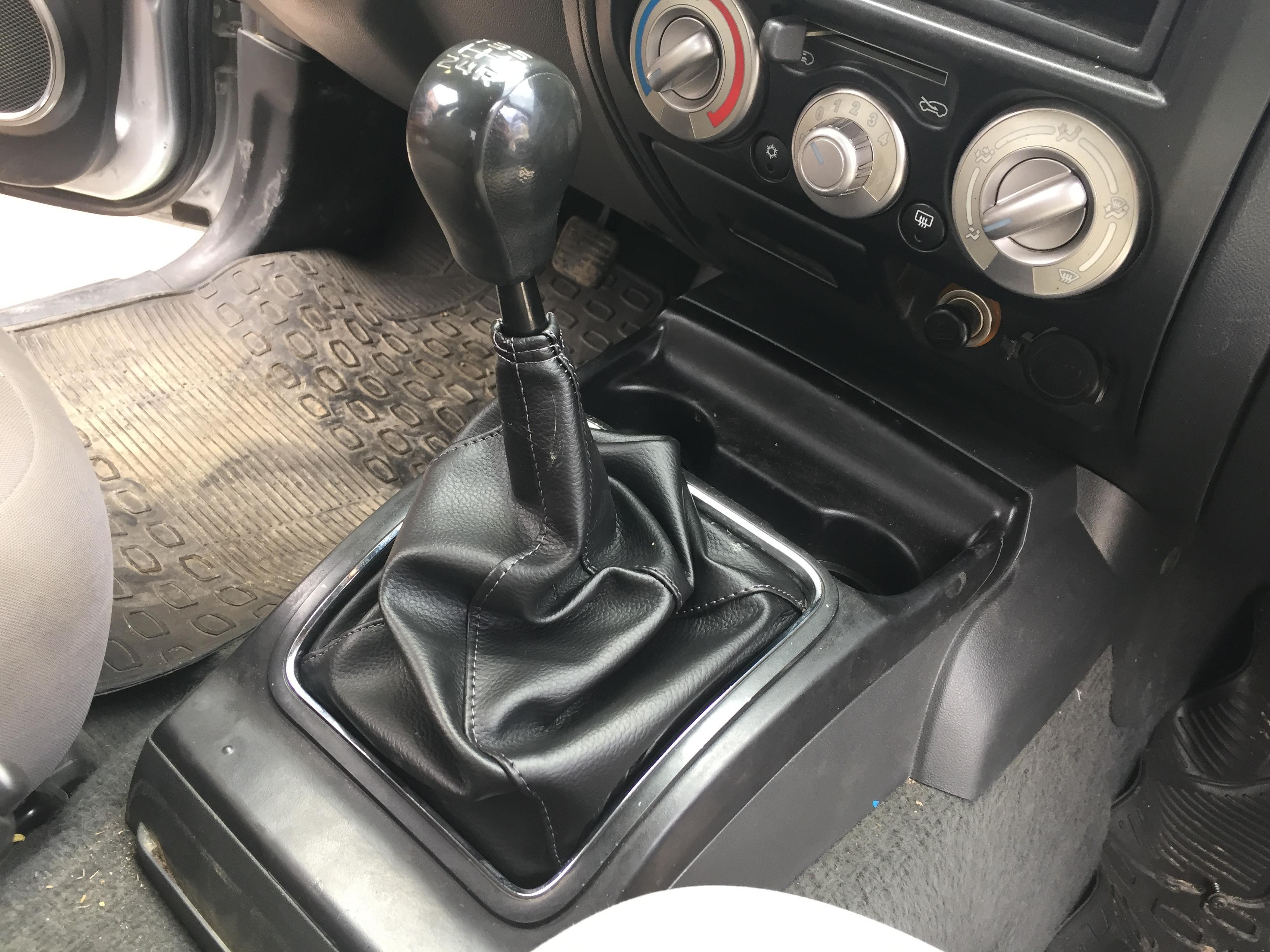 Mitsubishi vites körüğü değişimi