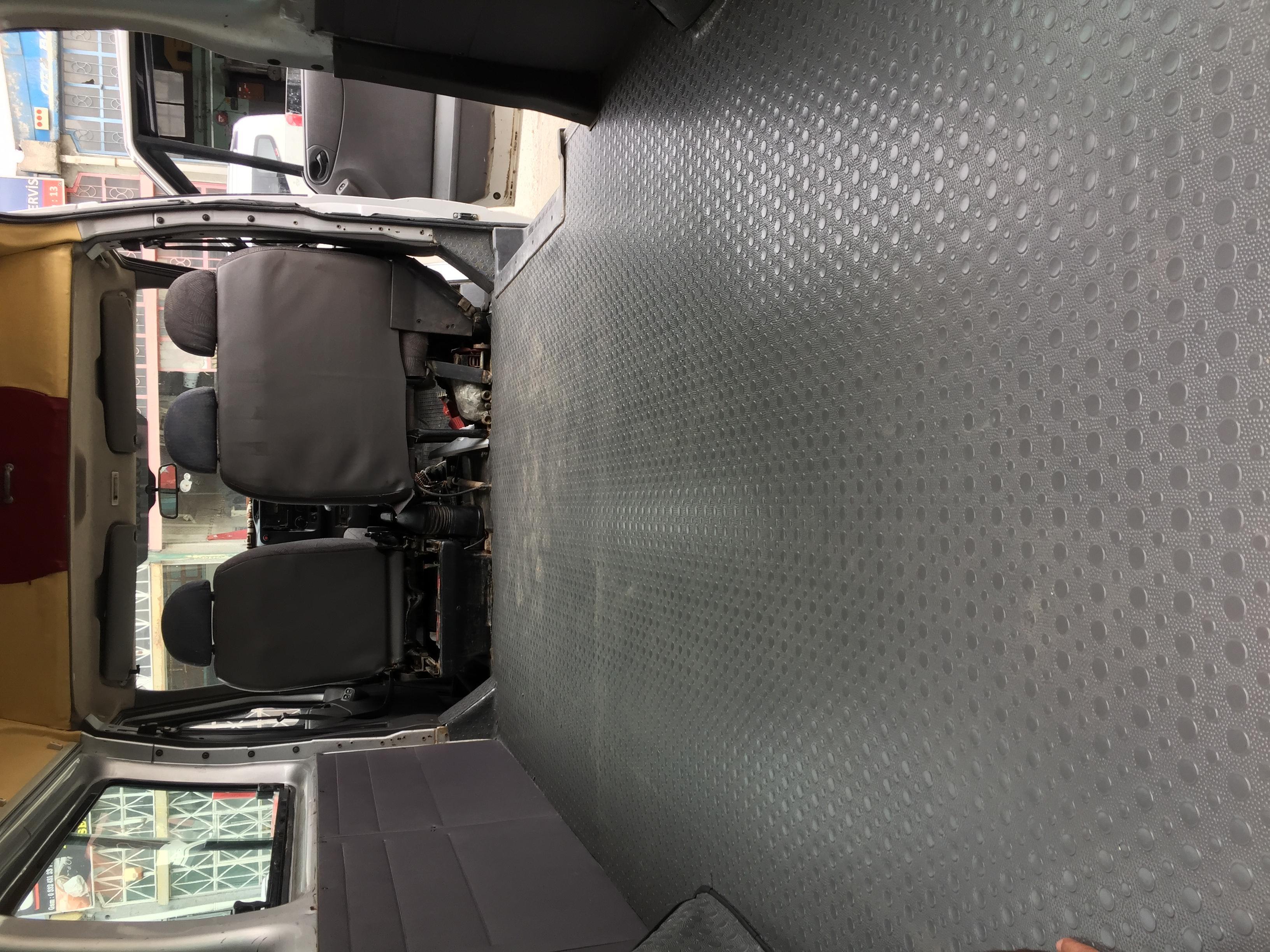 Ford transit taban