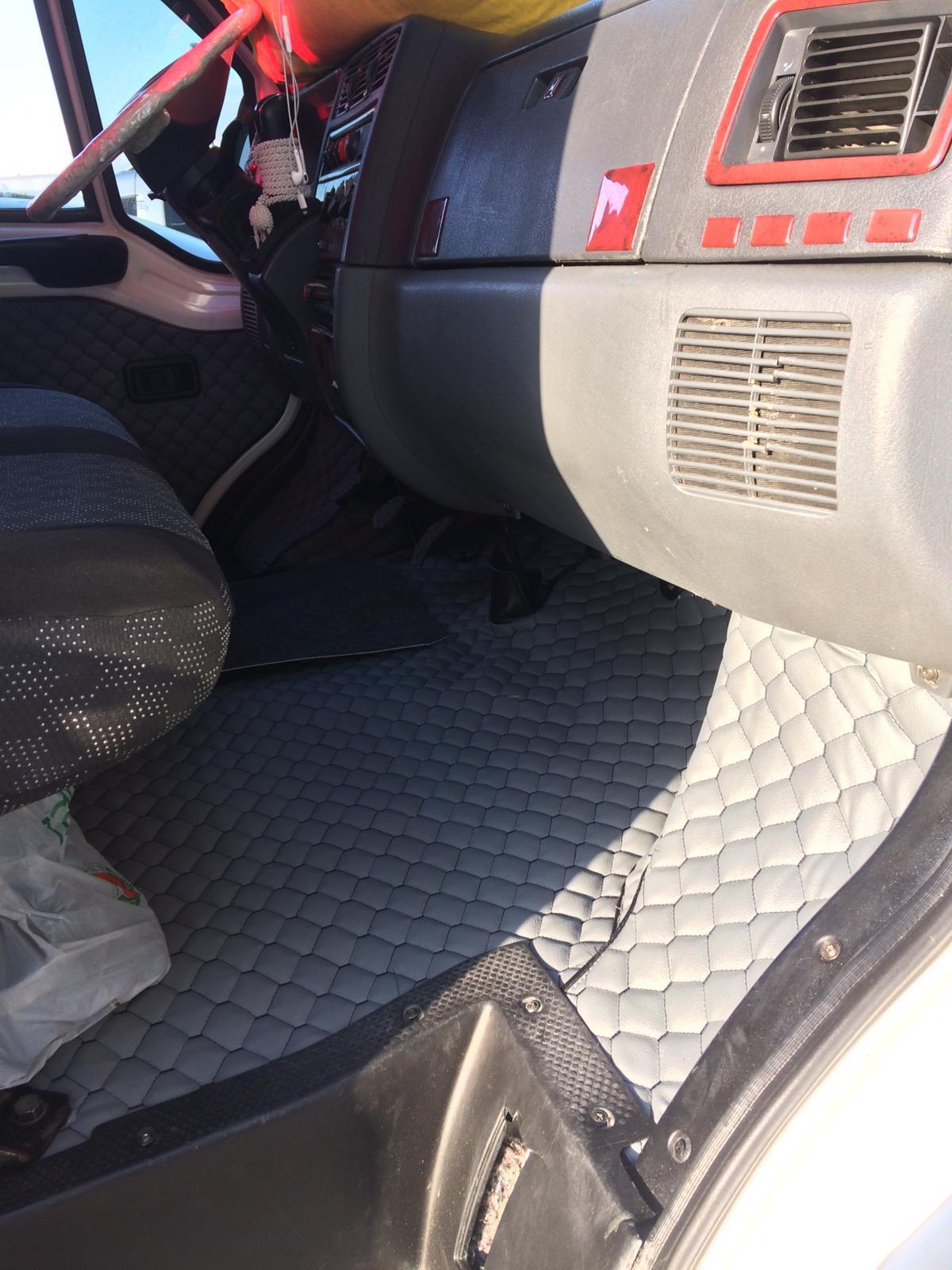 Fiat ducato iç döşeme ve kılıf