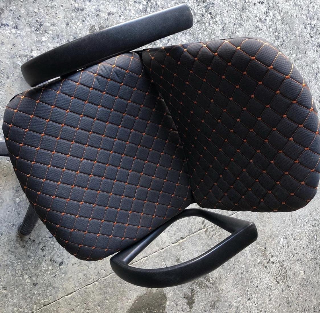 Ofis koltuğu döşemesi