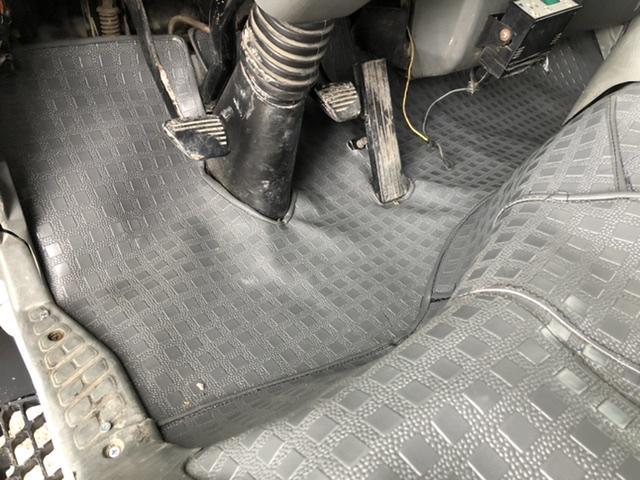 Mitsubishi taban ve koltuk döşemesi