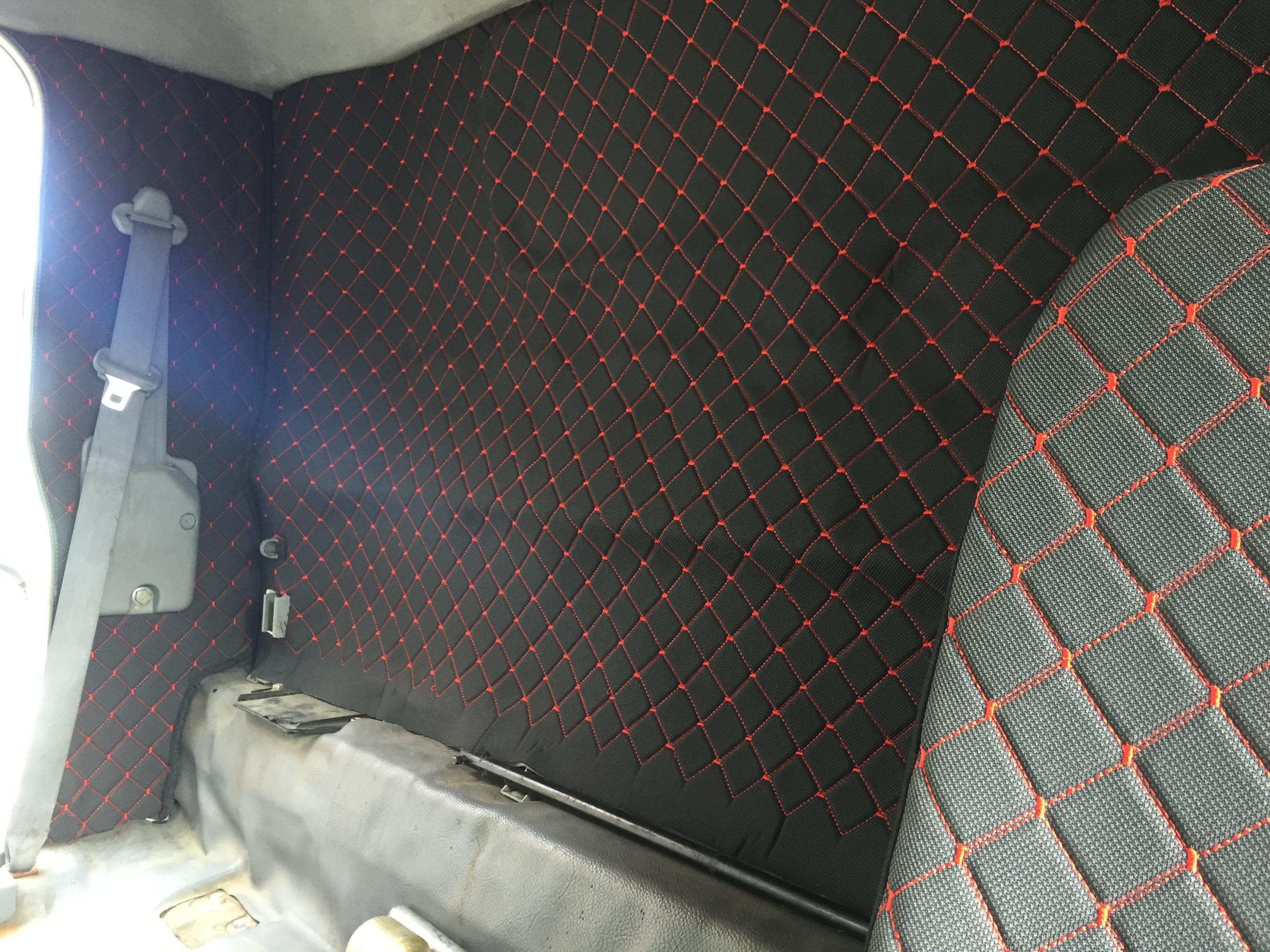 Mitsubishi fuso arka panel kaplama