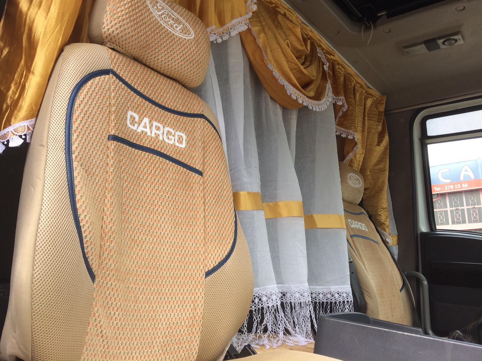 Ford cargo iç döşeme