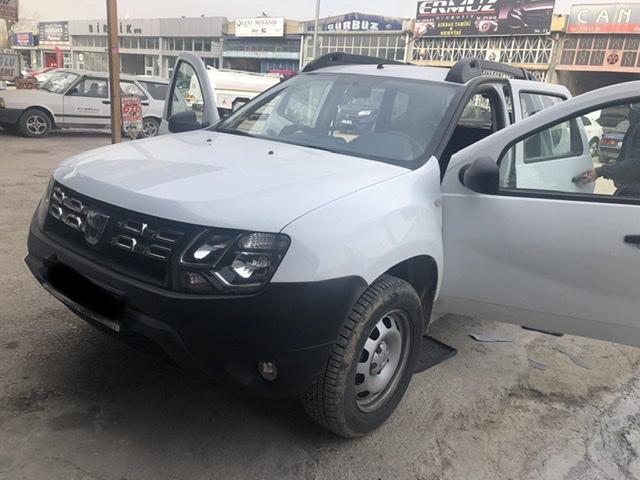 Dacia duster taban döşemesi yapımı